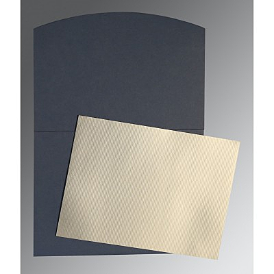 Shimmery Wedding Card : CP-0009