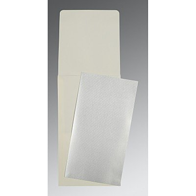 Shimmery Wedding Card : CP-0011