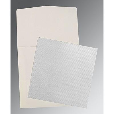 Shimmery Wedding Card : CP-0015